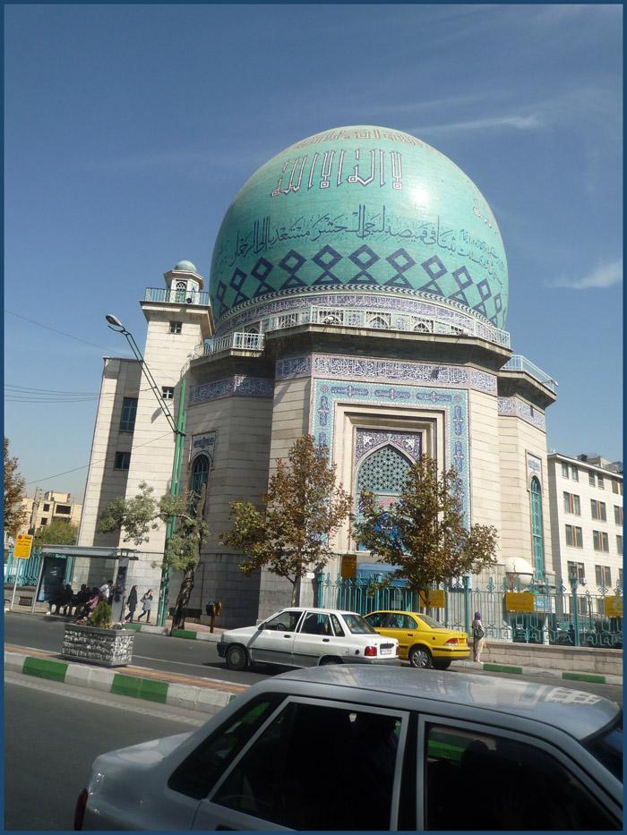 اصولگرایان،حسینیه ارشاد را تصاحب کردند